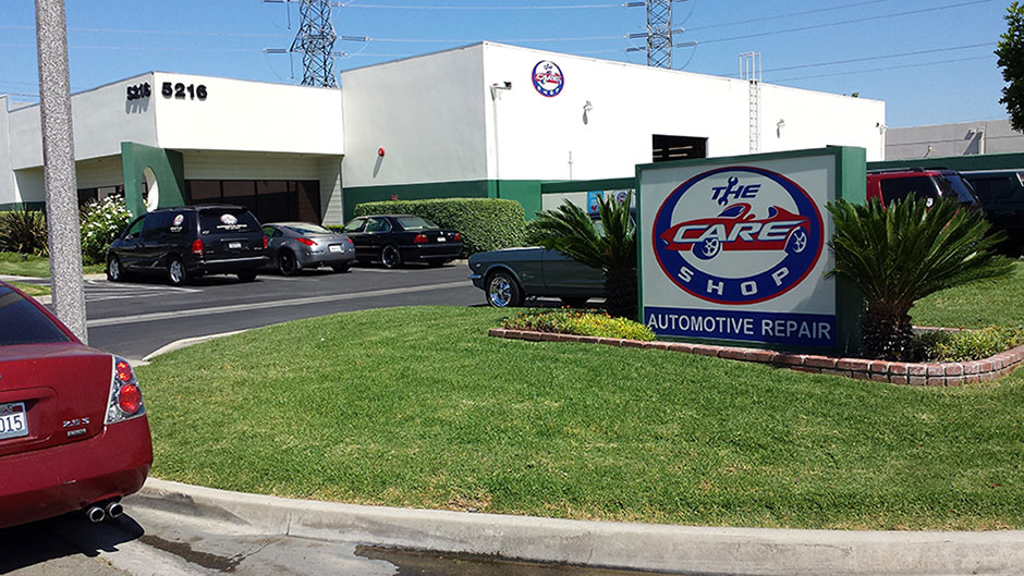 The Care Shop - General Automotive Repairs Chino, CA