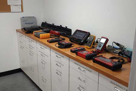 General Automotive Repair Diagnostic Tools in Chino, CA