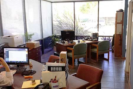General Automotive Repair Office in Chino, CA